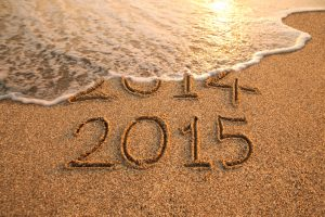 New Year's on the Beach