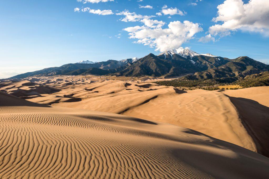 Great Sand Dunes National Park & Preserv