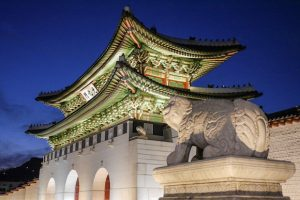 Alt tag not provided for image https://www.airfarewatchdog.com/blog/wp-content/uploads/sites/26/2018/12/seoul_temple_night-300x200.jpg
