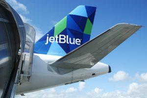 JetBlue London, Spaceplace, TSA ID