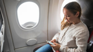 Alt tag not provided for image https://www.airfarewatchdog.com/blog/wp-content/uploads/sites/26/2019/09/business-traveler-checking-iphone-300x169.jpg
