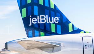 Jetblue tail logo