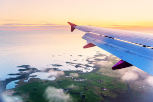 Iceland-view-from-an-airplane