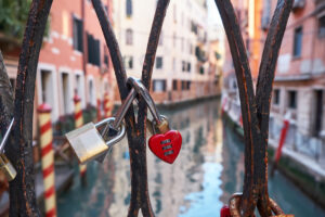 Love-Locks-in-Venice-Italy