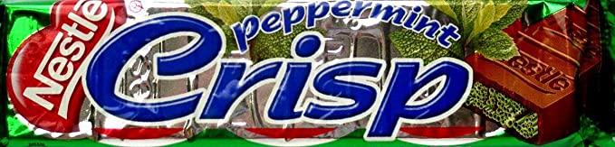 Nestle Peppermint Crisp Bar