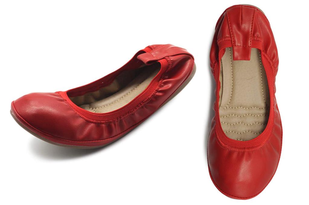 Foldable Ballet Flat