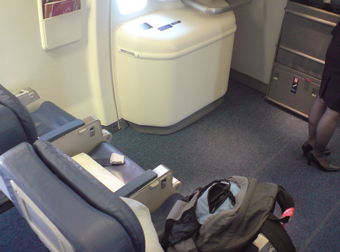 How To Snag An Exit Row Seat On Your Favorite Airline