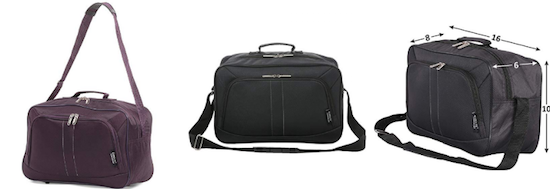 9446160e588c The 10 Best Underseat Carry-On Bags for Basic Economy ...
