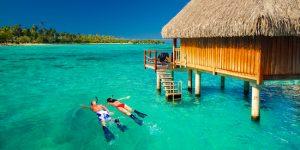 Alt tag not provided for image https://blog.airfarewatchdog.com/uploads/sites/26/2019/01/Tahiti-Bungalow-Couple-Snorkel-Shutter-300x150.jpg