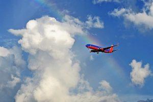 Alt tag not provided for image https://blog.airfarewatchdog.com/uploads/sites/26/2019/02/Southwest-Rainbow-Clouds-Shutter-300x201.jpg