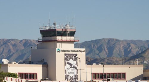 Hollywood Burbank Airport BUR