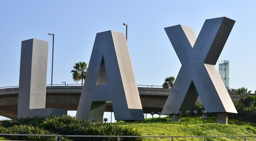 Los Angeles Airport LAX