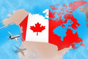 Alt tag not provided for image https://blog.airfarewatchdog.com/uploads/sites/26/2019/03/Canada-Map-Airplane-Flag-Shutter-300x200.jpg