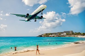 Alt tag not provided for image https://blog.airfarewatchdog.com/uploads/sites/26/2019/03/Caribbean-St-Maarten-Maho-Beach-Airplane-Shutter-300x196.jpg