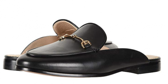 Sam Edelman Linnie Mule Shoe for Travel
