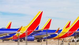 Southwest 737 Max Aircraft