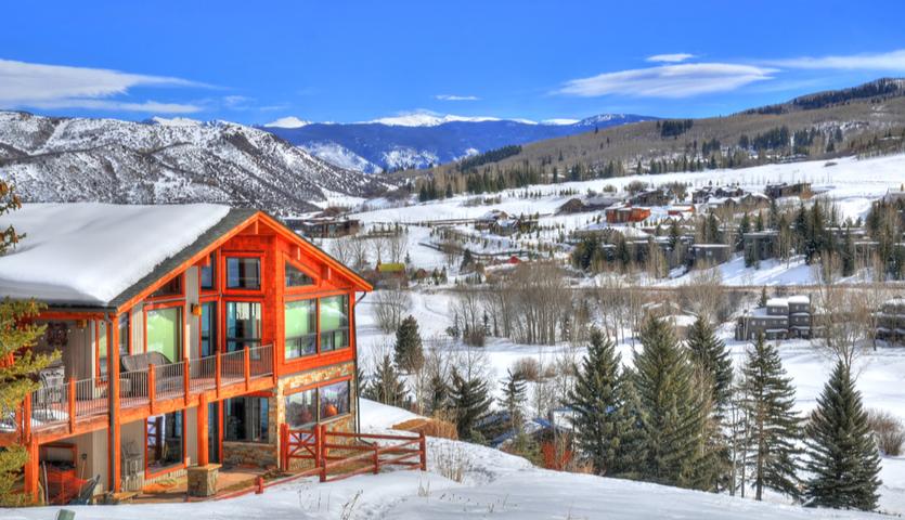Aspen Colorado Snowmass ski resort