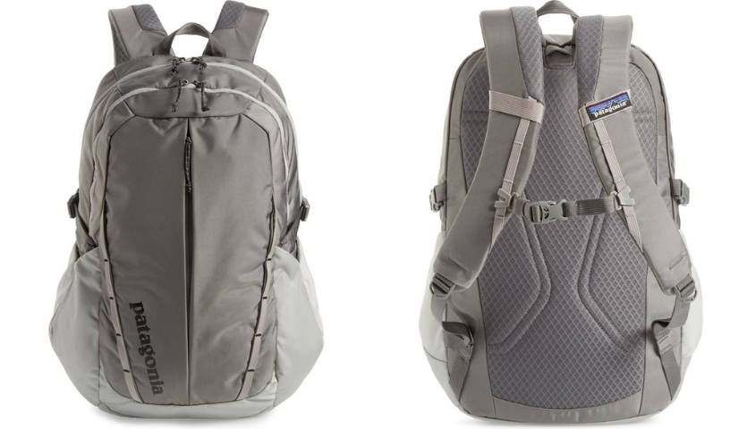 Patagonia Refugio backpack in gray