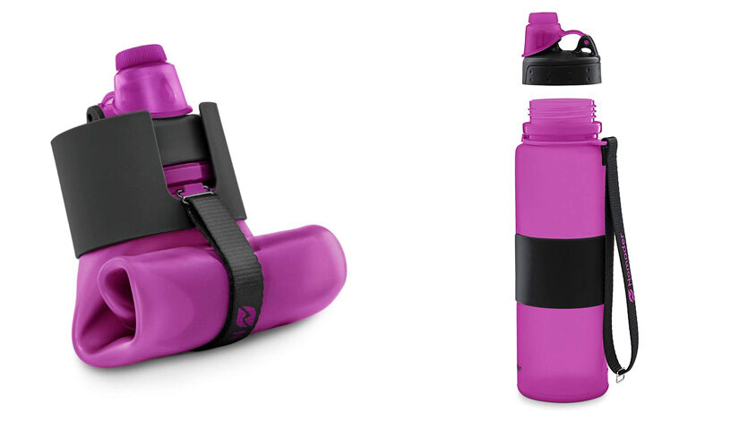 Nomader Collapsible Water Bottle; Amazon