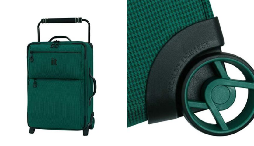 IT Luggage World's Lightest 21.8 2 Wheel Carry-on