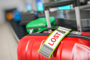 lost-red-suitcase-at-airport