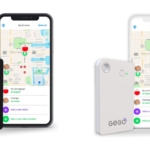 Gego GSM luggage tracker with worldwide coverage