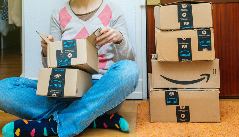 woman-with-amazon-packages