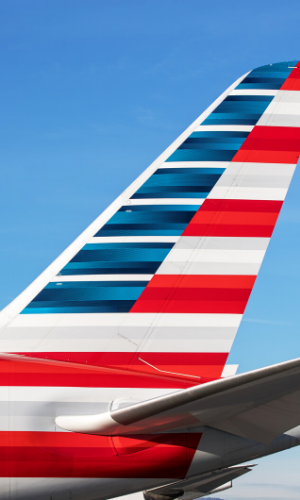 american airlines tail livery
